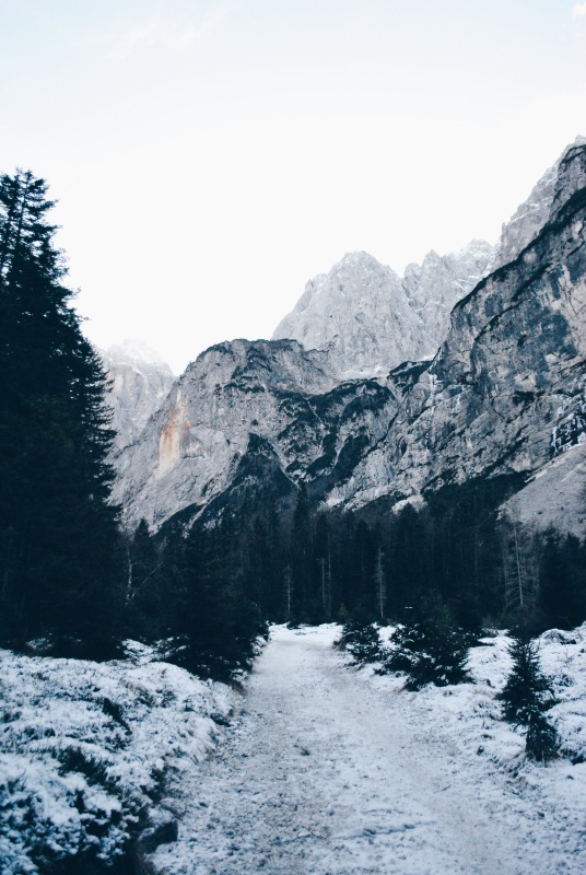 Trail 8, Triglav National Park