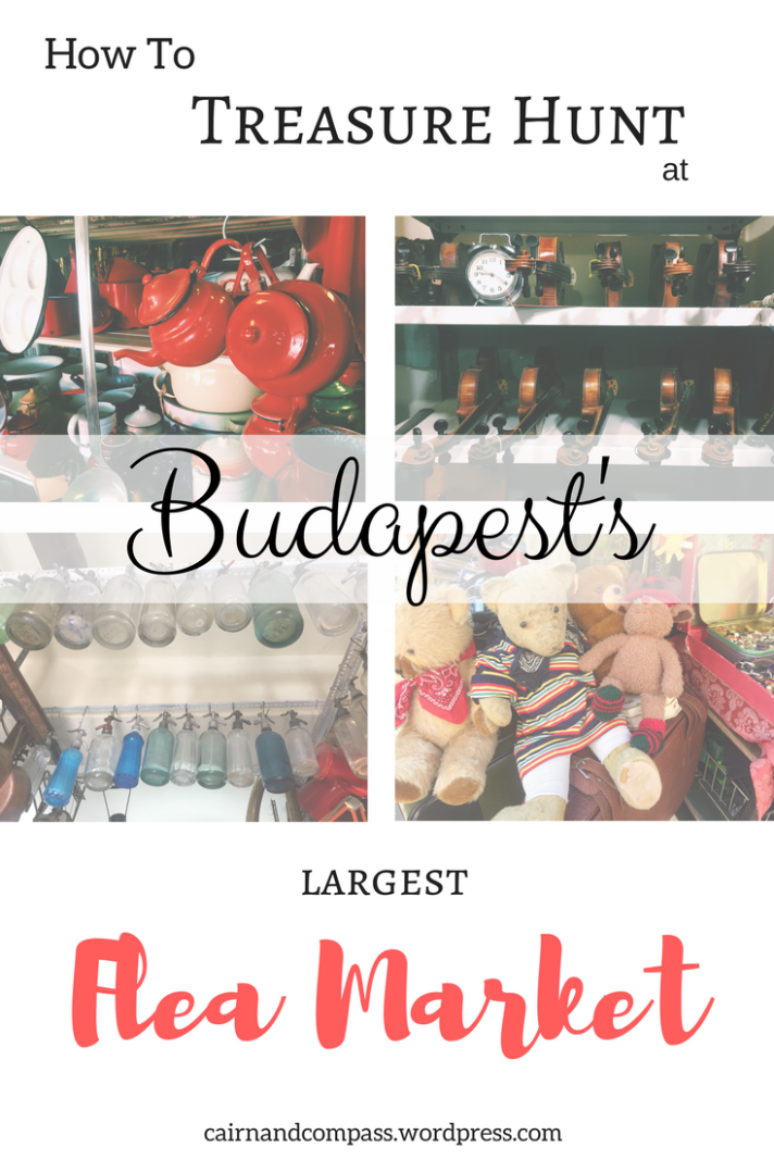 Love a good Flea Market? Budapest has one of my favorites. It's giant and full of rummage-worthy goodies. Find out how to see it and score a treasure!