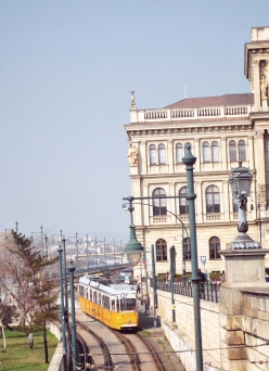 There are so many unique reasons to visit Budapest, including the quirky, yet efficient, public transportation.