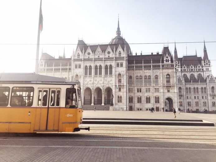 There are so many unique reasons to visit Budapest, including the quirky and efficient public transportation.